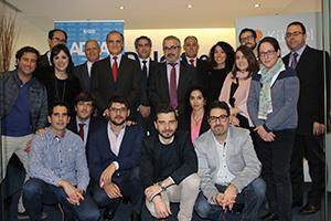 """Sesión de """"Líderes para el futuro"""" con Deloitte"""