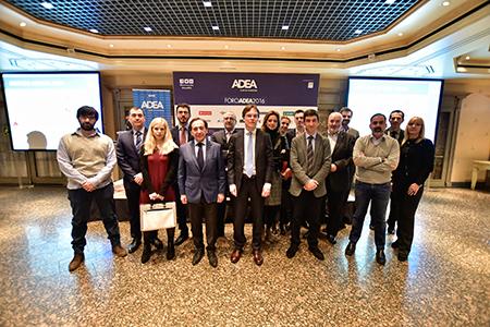Presentación nuevos socios ADEA