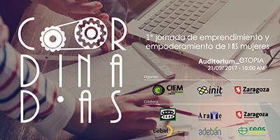 'Coordinadas' I Jornada de Empoderamiento y Emprendimiento de las mujeres