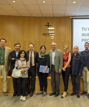 Nos Vemos en tu Empresa: AECC Zaragoza