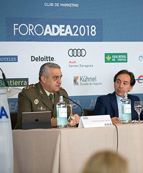 Foro ADEA con Francisco Javier Varela